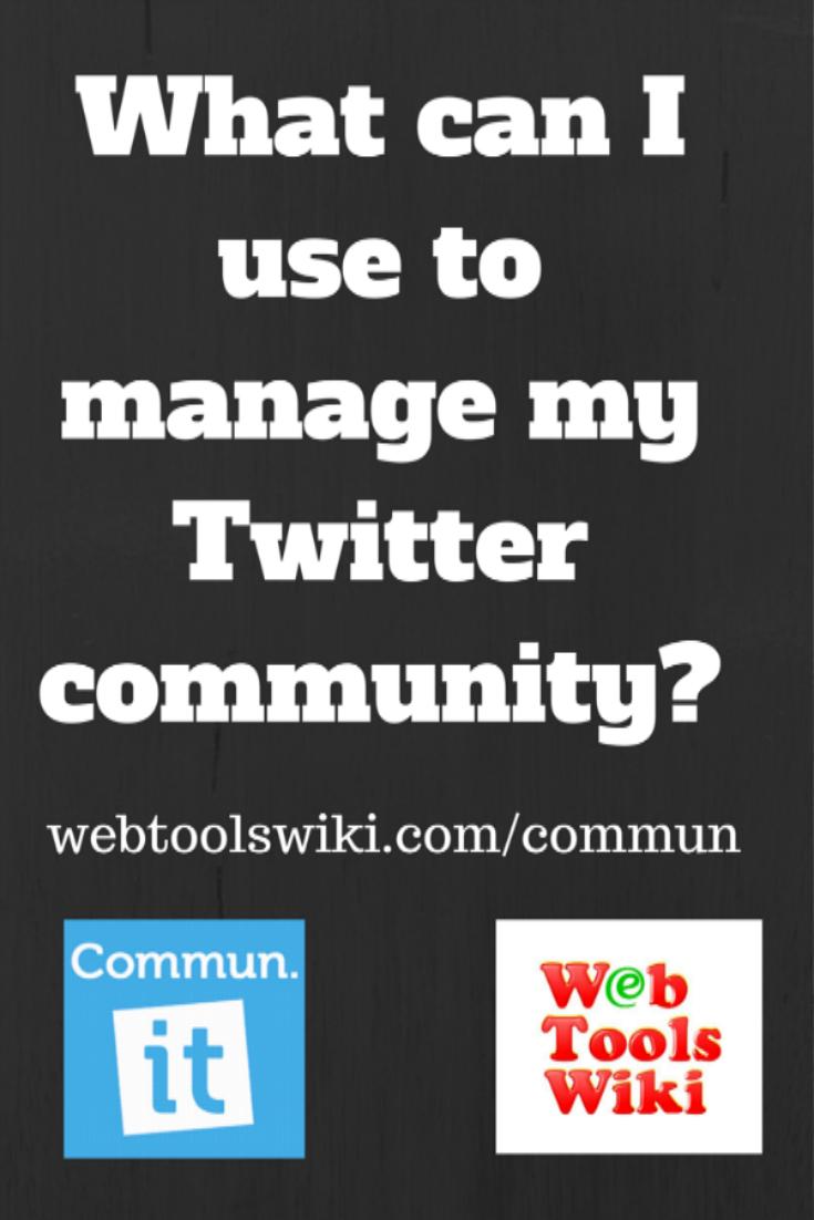 #Commun #WebToolsWiki