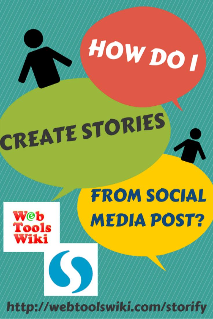 #Storify #WebToolsWiki