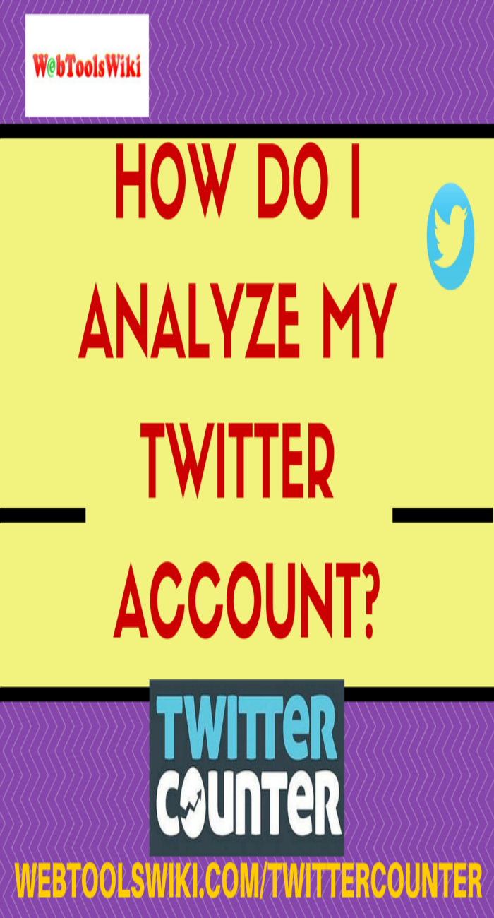 How Do I Analyze My Twitter Account?