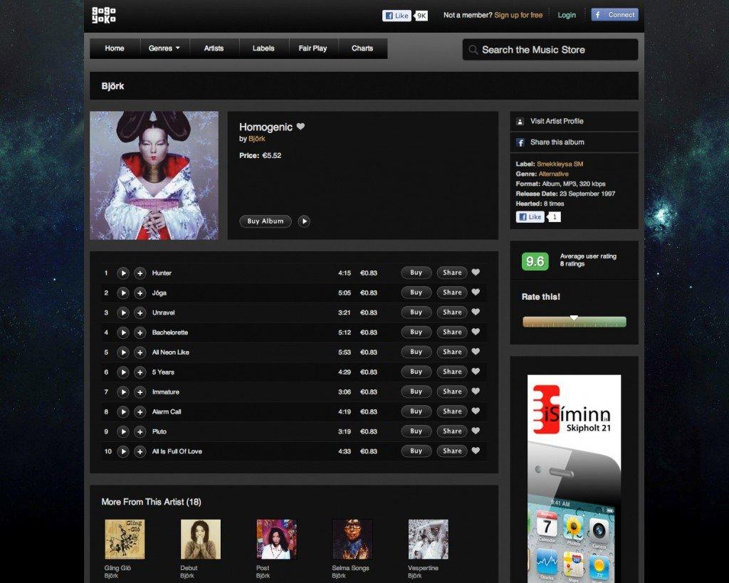 bjork-online-album