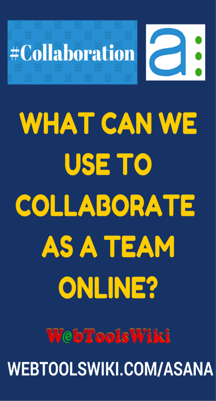 What Can We Use To Collaborate As A Team Online?
