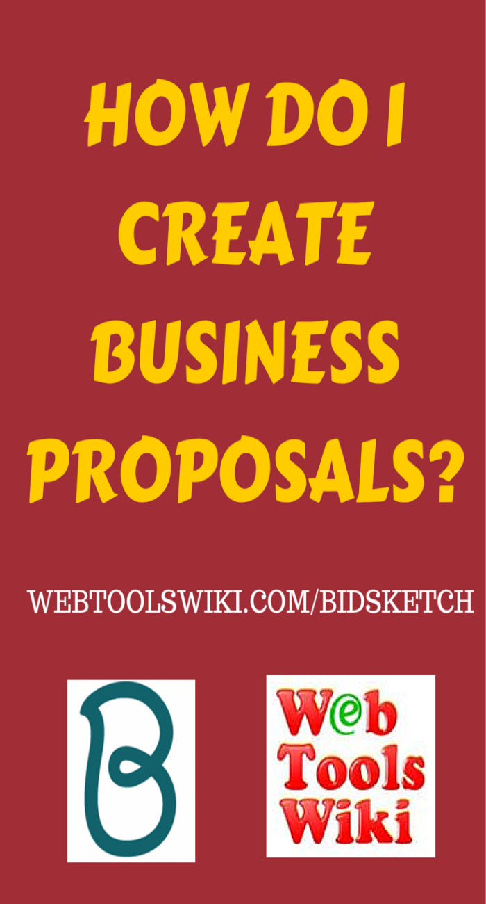 How Do I Create Business Proposals?