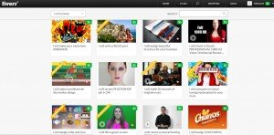 From graphic design, videos, writers and musical recording artists, you can find it on Fiverr.