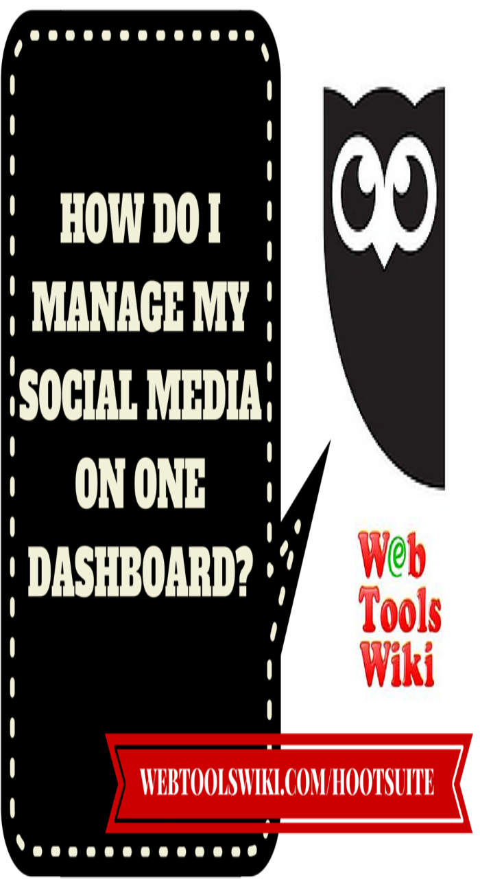 How Do i Manage My Social Media On One Dashboard?