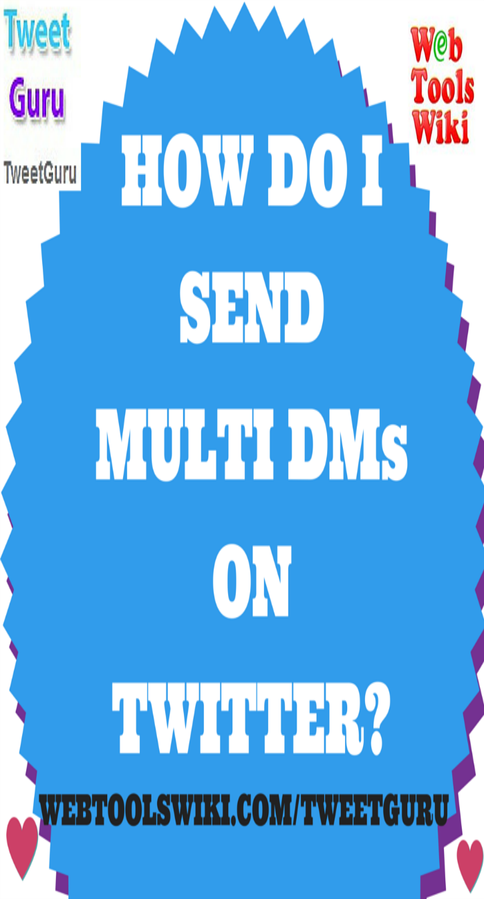 How Do I Send Multi DMs on Twitter?