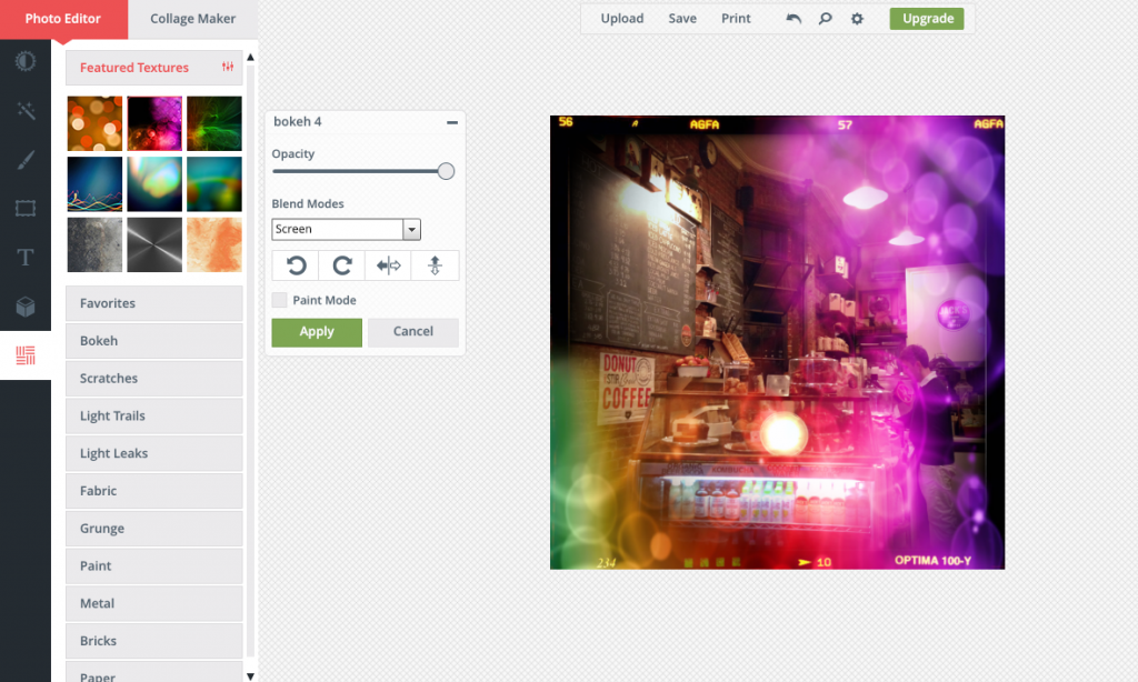 befunky texture effects webtoolswiki
