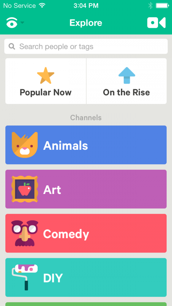 vine categories webtoolswiki