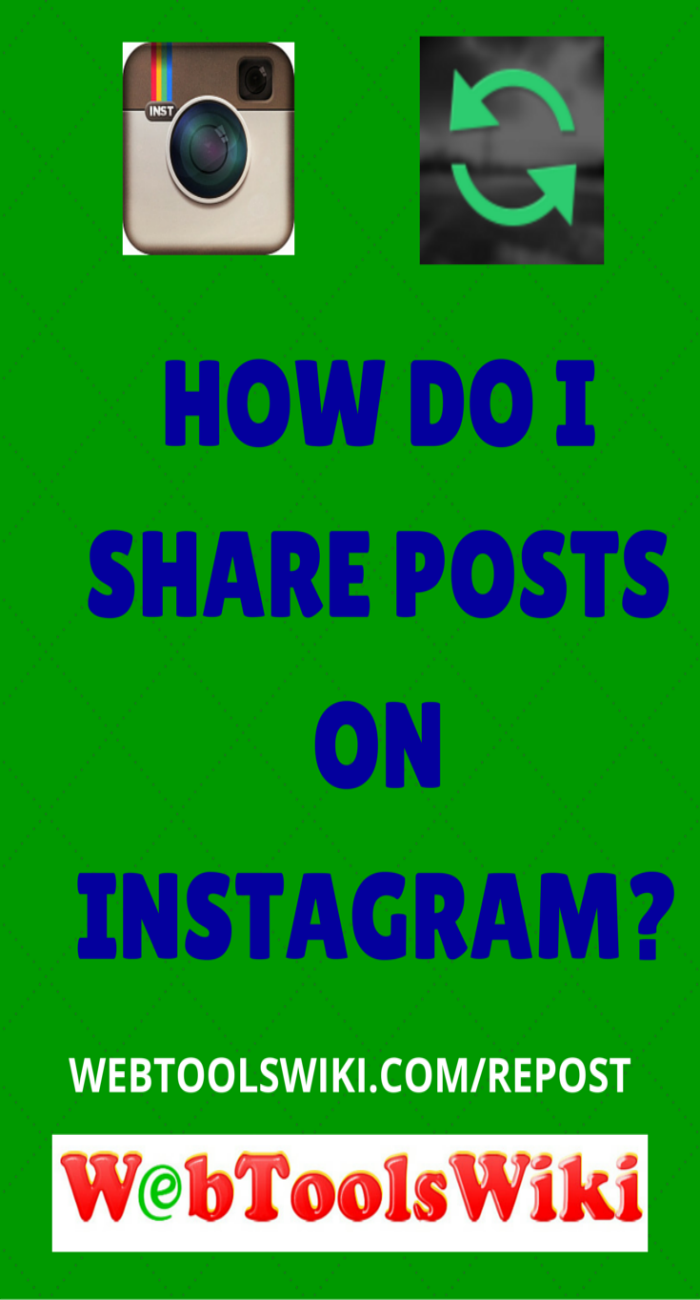 How Do I Share Posts On Instagram?