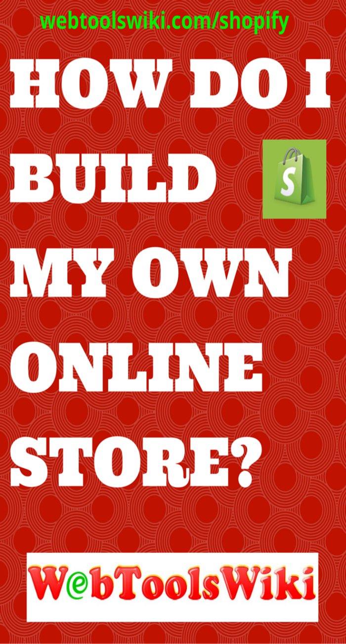 How Do I Build My Own Online Store?