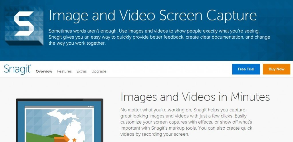 Capture Your Screen with Snagit #WebToolsWiki