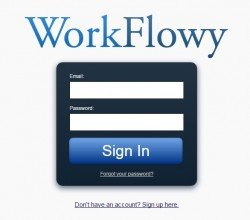 Organize Your Life With WorkFlowy @WorkFlowy #WebToolsWiki