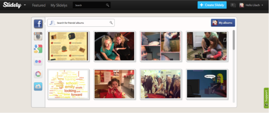Create Slideshow Videos Using Slidely #WebToolsWiki
