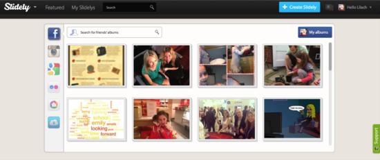 Create Slideshow Videos Using Slidely #WebToolsWiki