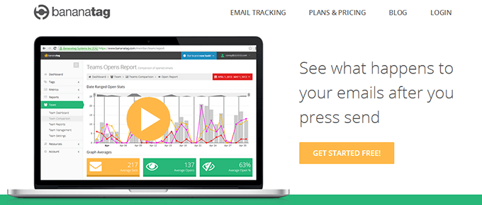 Monitor Emails via BananaTag #WebToolsWiki