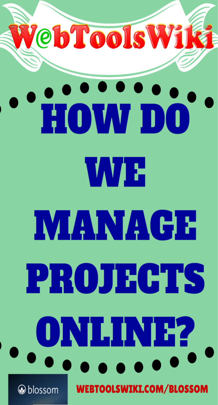 How Do We Manage Projects Online?