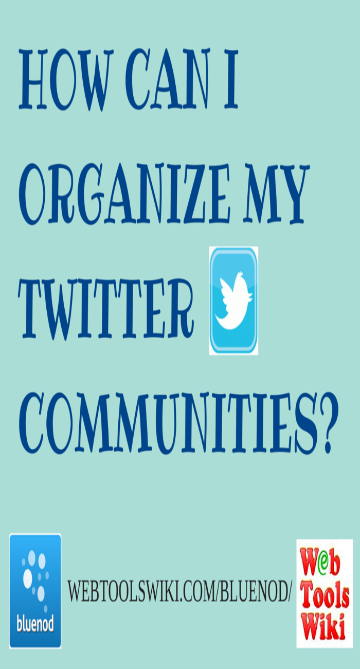 How Can I Organize My Twitter Communities?