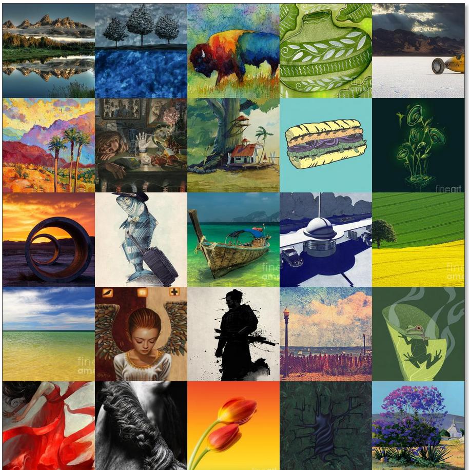Sell Art w/ FineArtAmerica @FineArtAmerica #WebToolsWiki