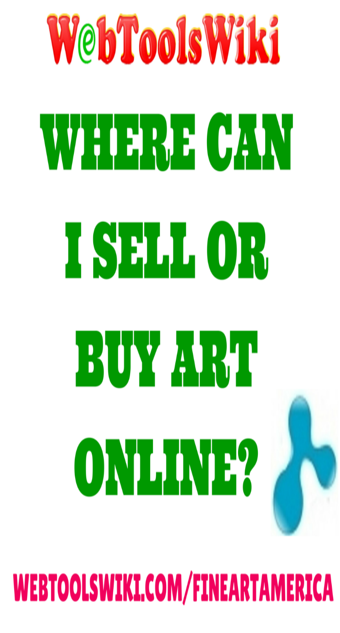 Where Can I Sell or Buy Art Online?