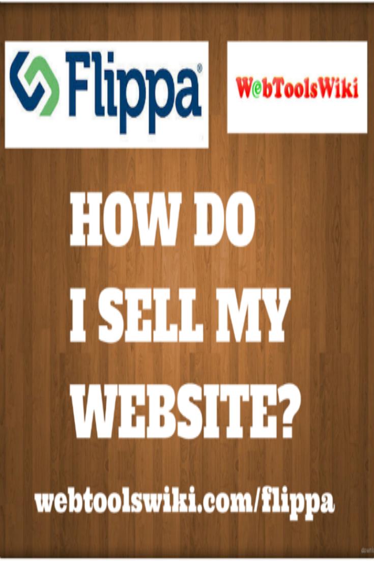 #Flippa #WebToolsWiki