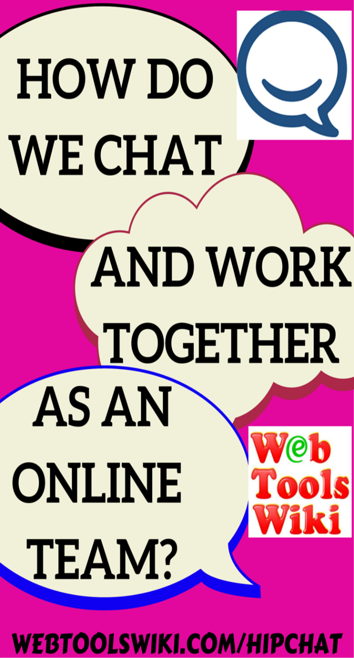 How Do We Chat And Work Together As An Online Team?