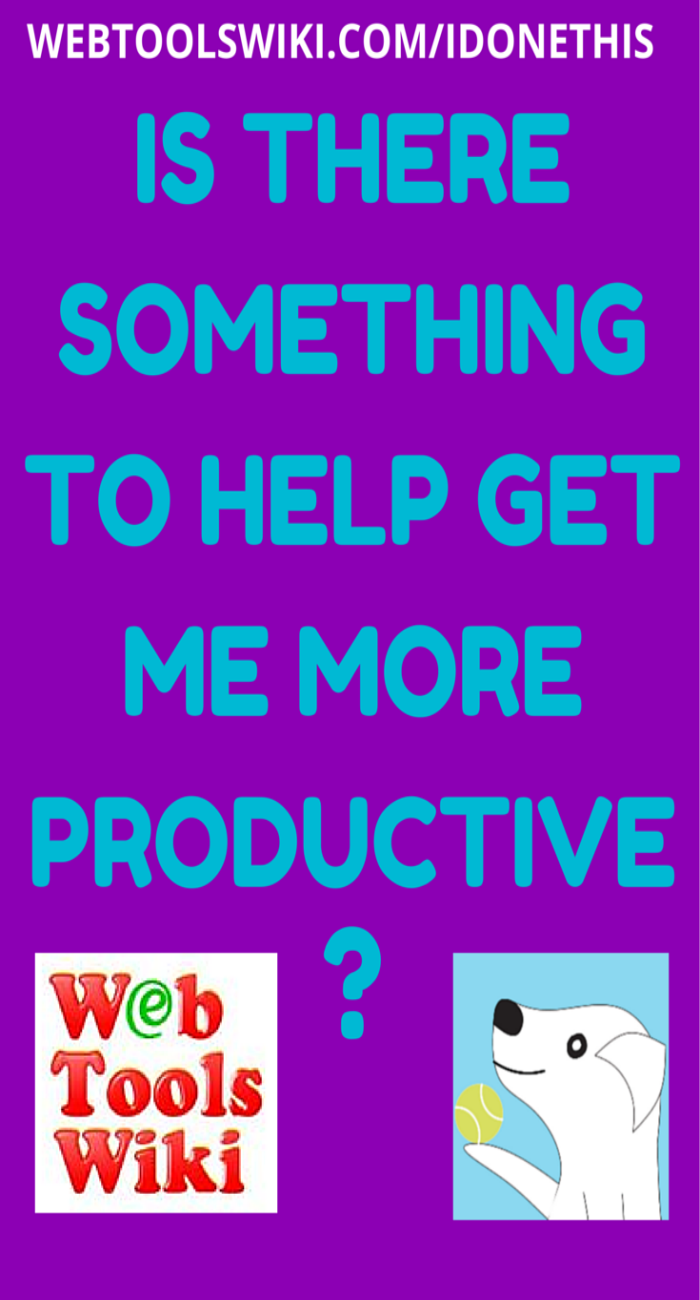 Is There Something To Help Get Me More Productive?
