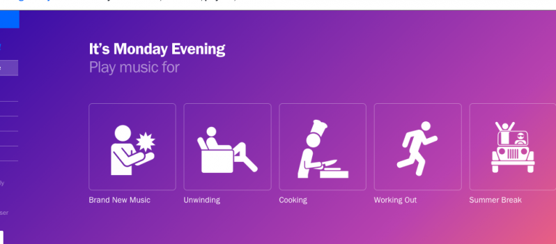 Get The Party Started with Songza, @Songza #WebToolsWiki