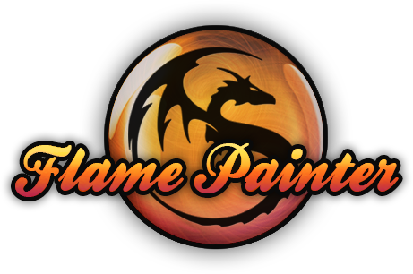 flame painter