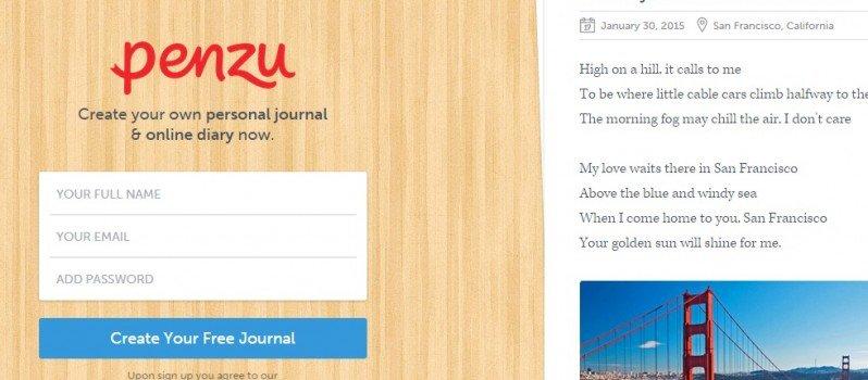 Keep an Online Diary via Penzu @Penzu #WebToolsWiki