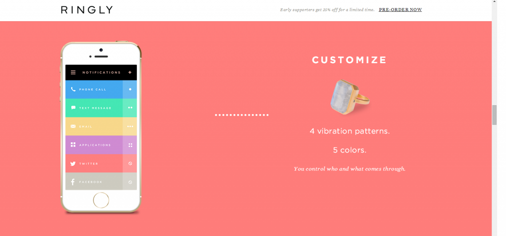 Ringly Keeps You Connected @getringly #WebToolsWiki