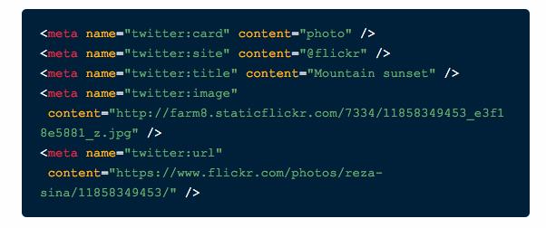 #HowTo Use #TwitterCards; #WebToolsWiki