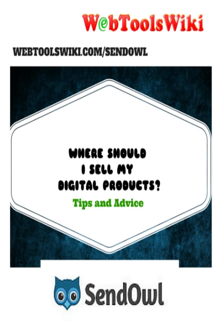 #Sendowl  #WebToolsWiki