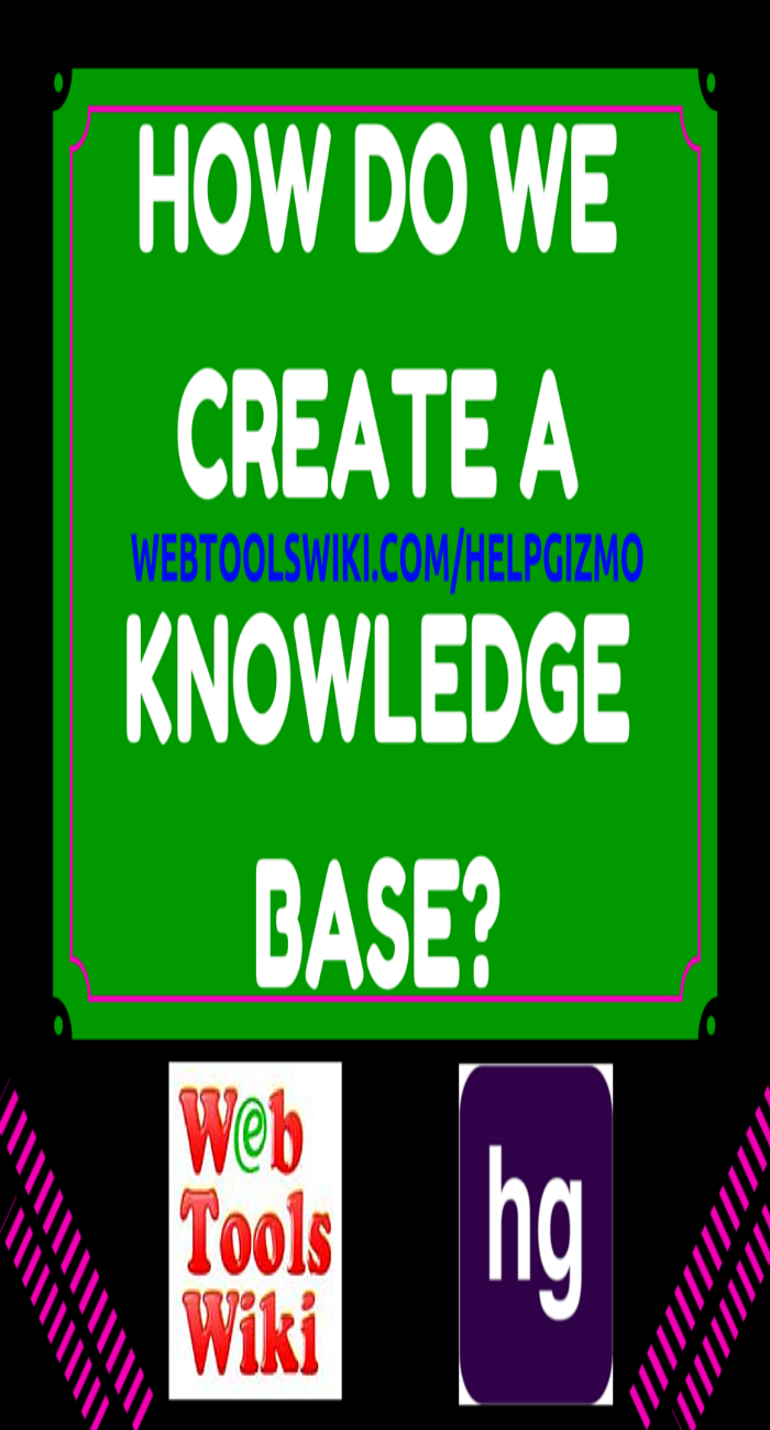 How Do We Create A Knowledge Base?