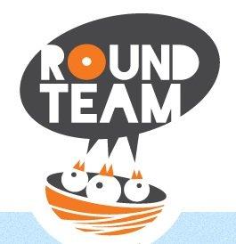 Round Team logo
