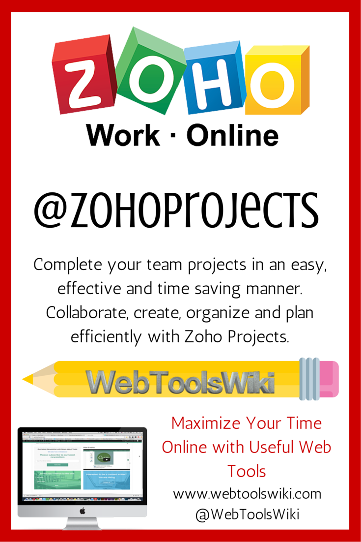 @ZohoProjects WTW Pin image