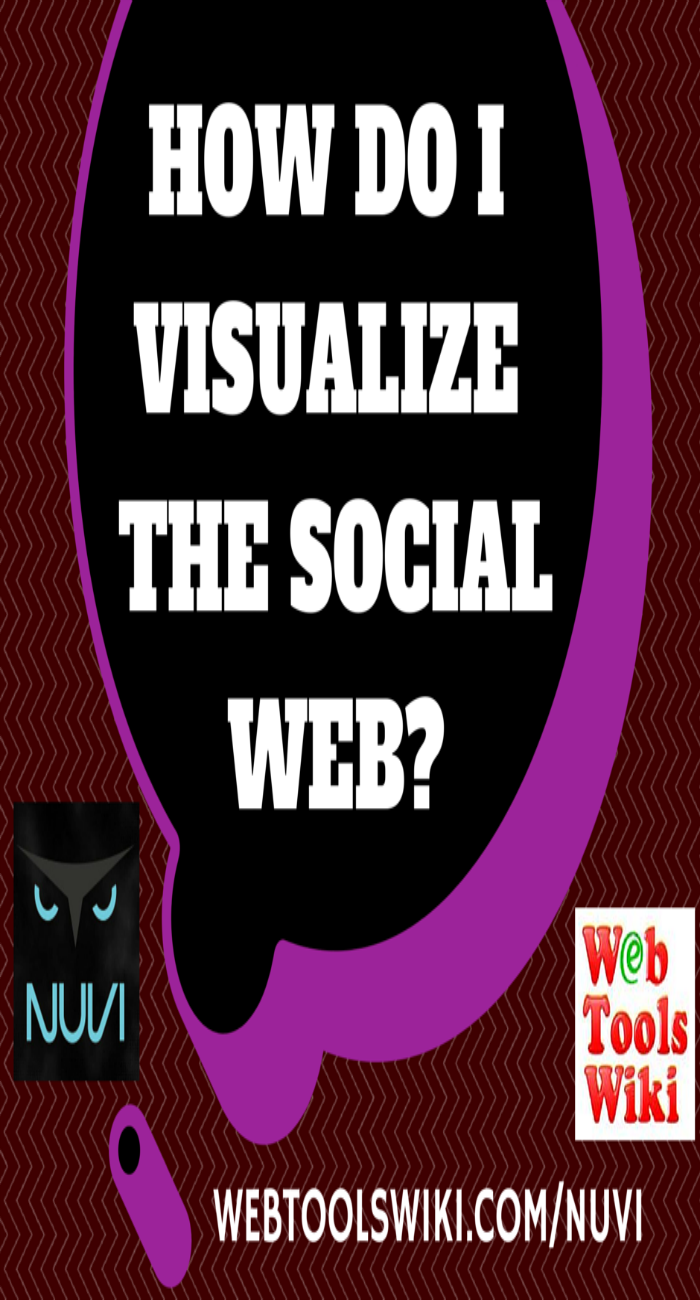 How Do I Visualize The Social Web?