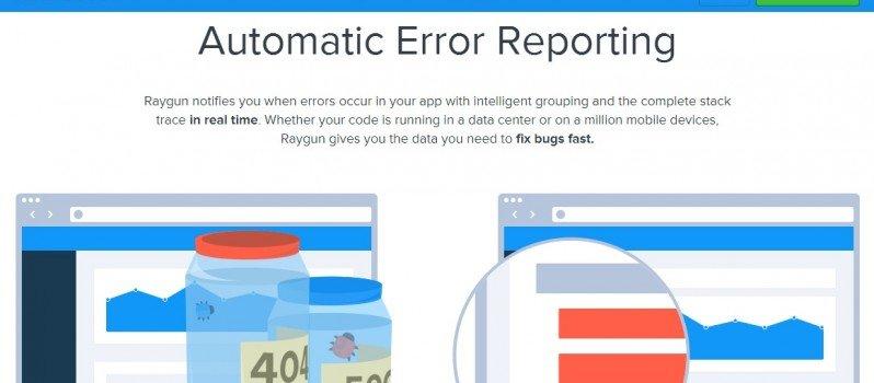 Track Errors via Raygun @raygun #WebToolsWiki