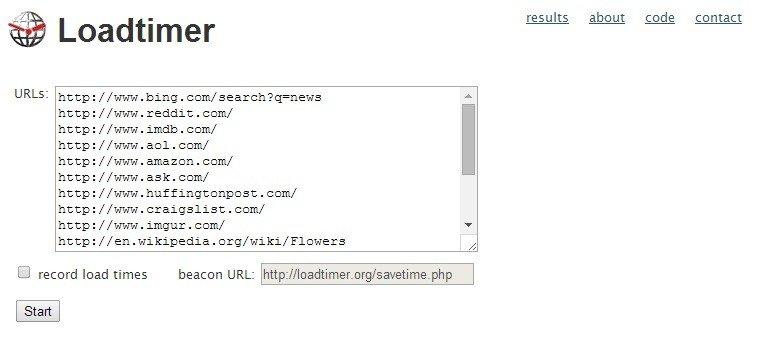 loadtimer screenshot