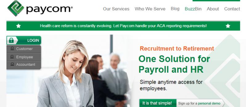 Access Workforce Info via Paycom #WebToolsWiki