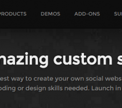 Build a Social Network via SocialEngine #WebToolsWiki