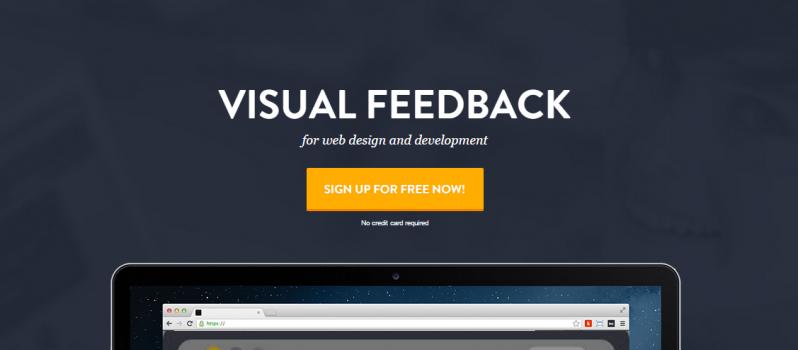 Get Visual Feedback via TrackDuck #WebToolsWiki