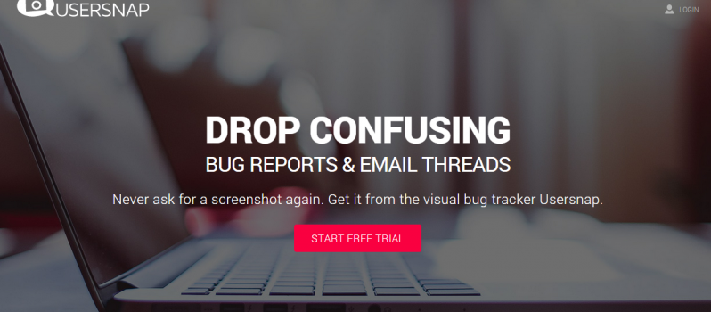 Track Bugs on Your Site via Usersnap #WebToolsWiki