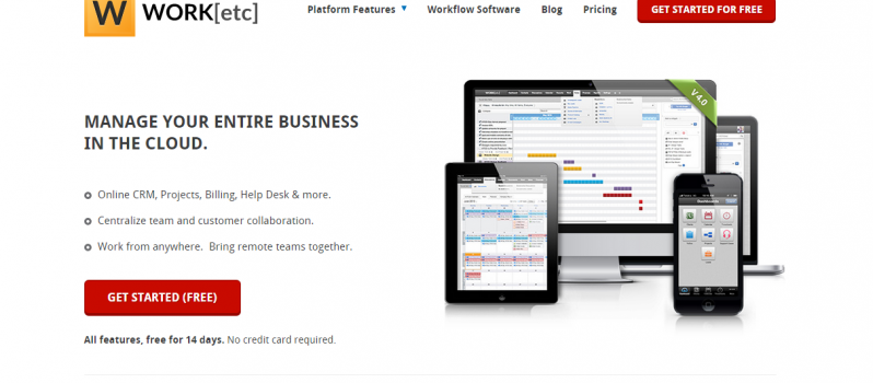 Manage Your Business with WORKetc #WebToolsWiki