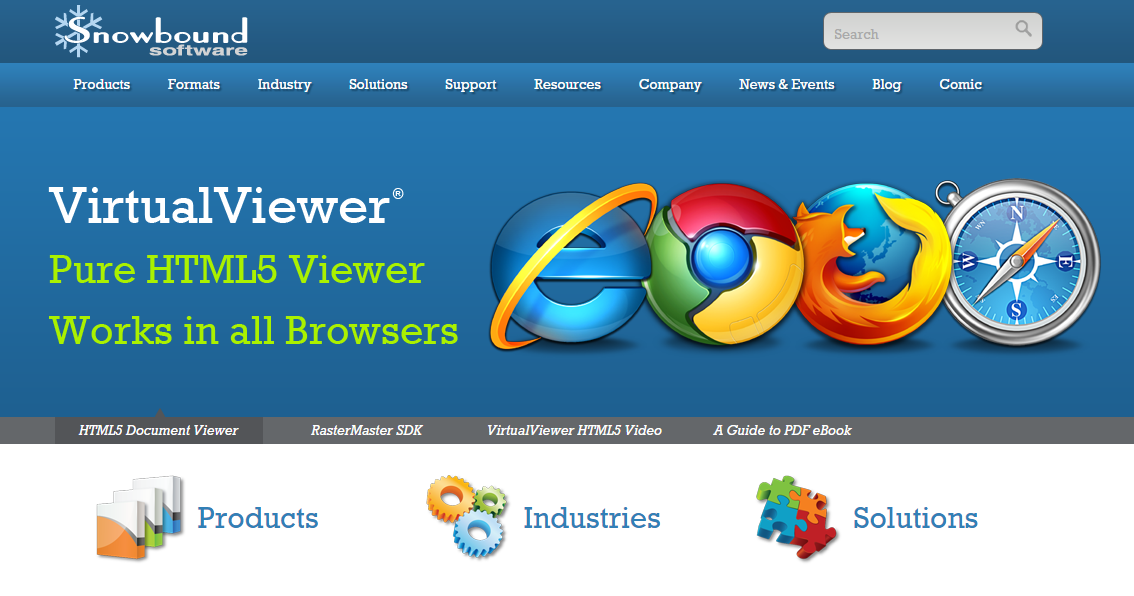 Document Viewing and Conversion Applications and SDKs