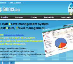 Track and Manage Leaves with LCTplanner #WebToolsWiki