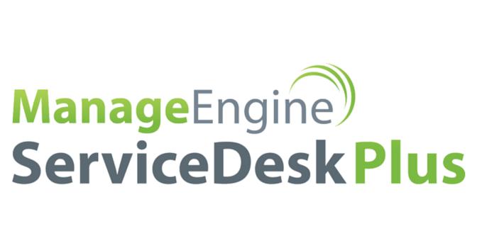 ManageEngine ServiceDesk Plus