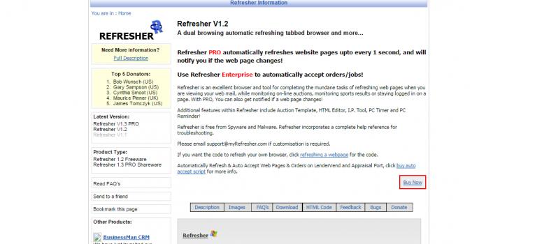Monitor Websites Easily with #MyRefresher #WebToolsWiki