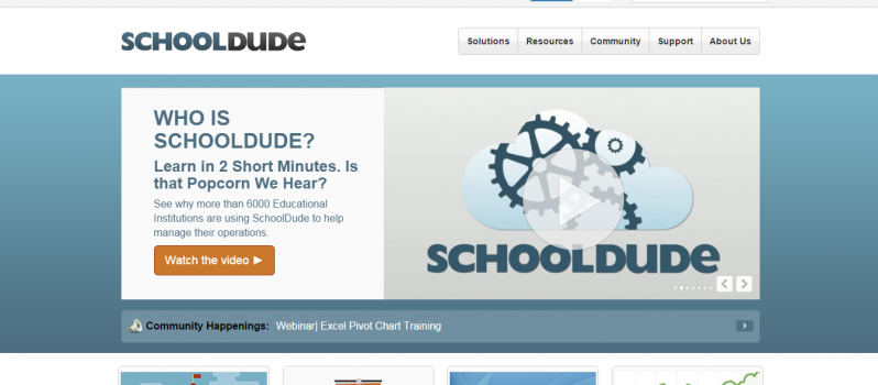 Manage School Operations with SchoolDude #WebToolsWiki