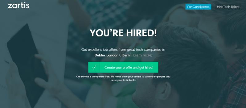 Find the Best Talent via Zartis #WebToolsWiki