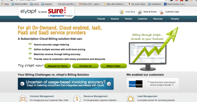 Discover SURE Cloud @evapt #WebToolsWiki