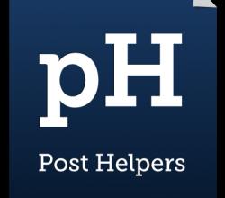 Posthelpers WebToolsWiki